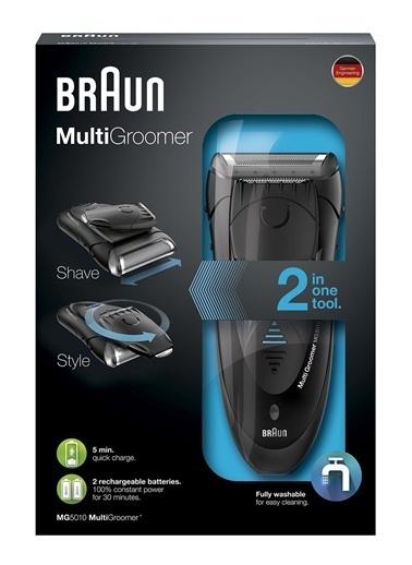 Multi Groomer MG5010 Tıraş Makinası-Braun